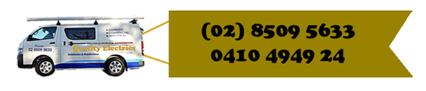 Contact Details of Quality Electrics